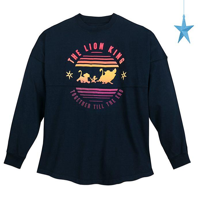 Disney Store Sweat Spirit Jersey Le Roi Lion pour adultes, collection Oh My Disney