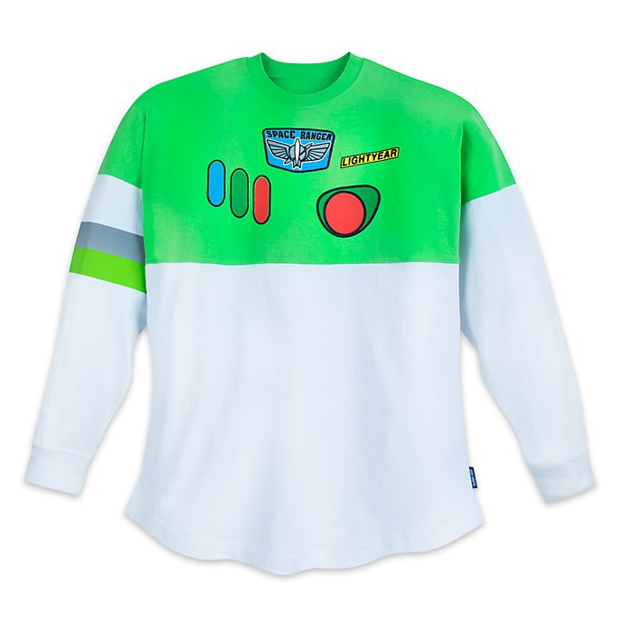 Spirit Jersey Felpa adulti Buzz Lightyear Disney Store