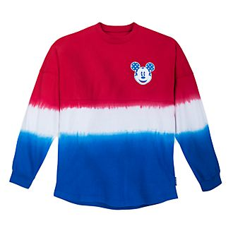 Disney Store Mickey Mouse American Spirit Jersey for Adults