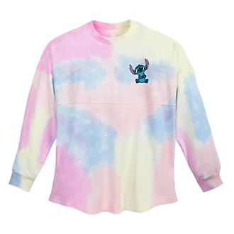 Sudadera universitaria Stitch para adultos, Spirit Jersey, Disney Store