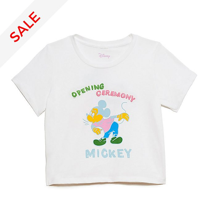 Opening Ceremony Mickey Mouse Ladies' Crop Top