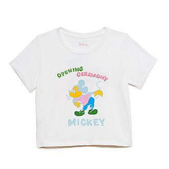 Opening Ceremony Haut court Mickey Mouse pour femmes