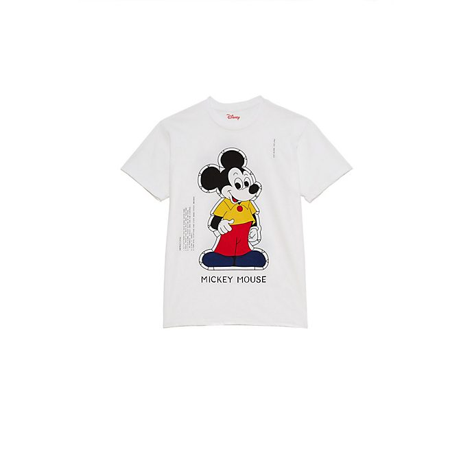 Opening Ceremony T-shirt silhouette en papier Mickey Mouse pour adultes