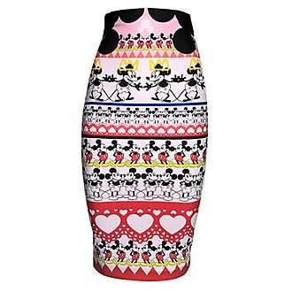Sugarbird Mickey Mouse Siron Ladies' Skirt