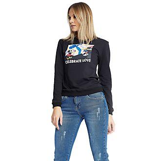 Sugarbird Mickey and Minnie Fordett Sweatshirt For Adults