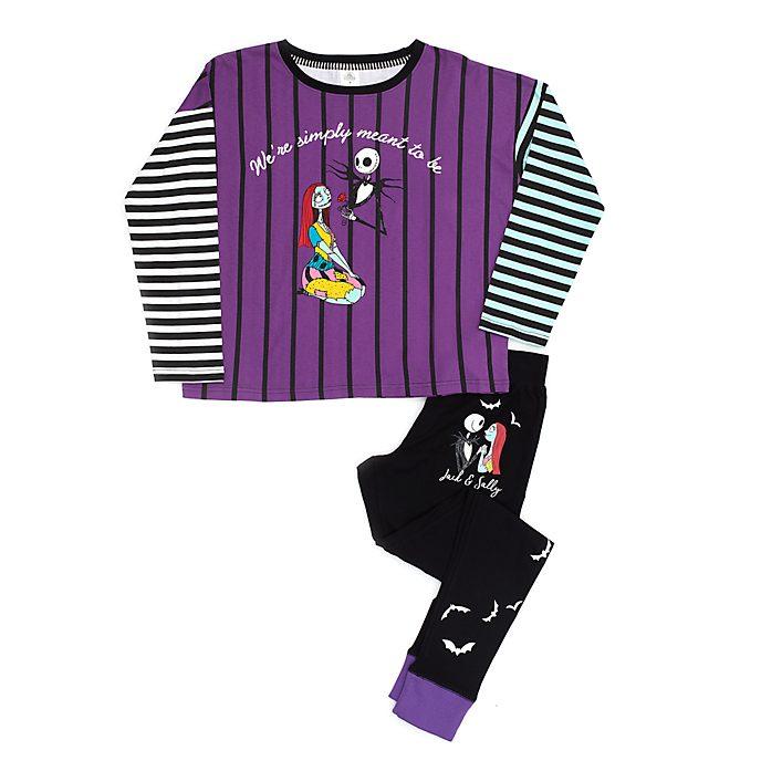 e4a8e76d33 Disney Store The Nightmare Before Christmas Ladies  Pyjamas