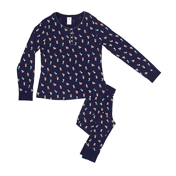 Disney Store Minnie Mouse Ladies' Printed Pyjamas