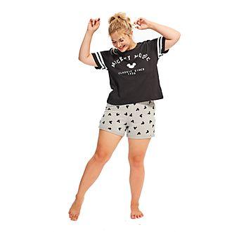 Disney Store Mickey Mouse Ladies' Shortie Pyjamas