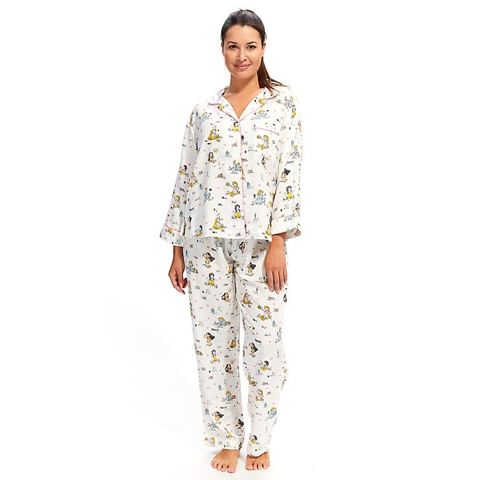 cec598b69f Disney Store Disney Animators  Collection Ladies  Pyjamas