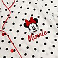 Disney Store Minnie Rocks the Dots Pyjamas For Adults