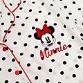 Disney Store Pyjama Minnie Rocks the Dots pour adultes