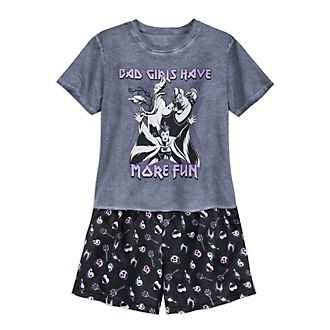 Disney Store Pyjama short Disney Villains pour femmes