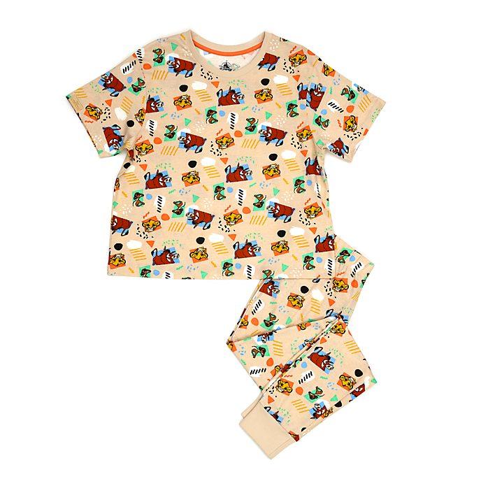 Pijama El Rey León para adultos, Disney Store