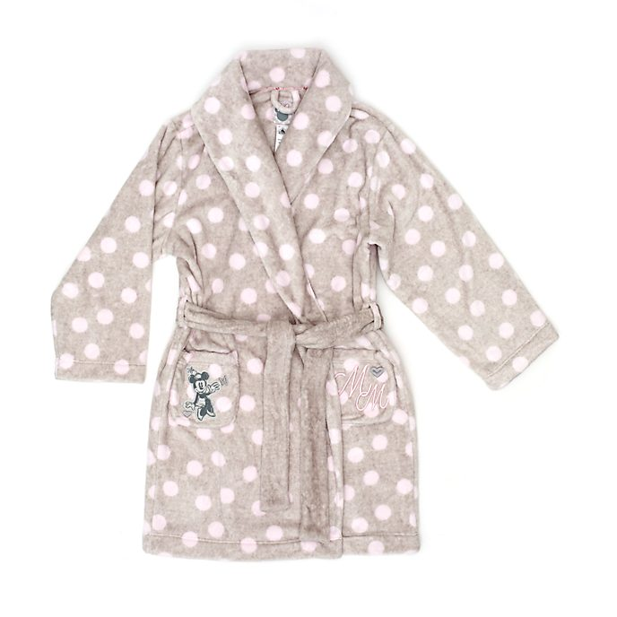 Minnie Mouse Ladies\' Dressing Gown