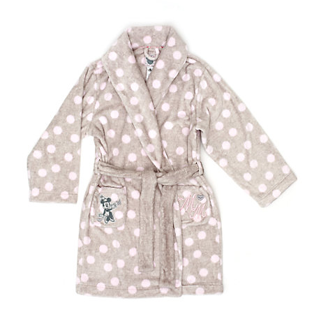 Minnie Mouse Ladies' Dressing Gown