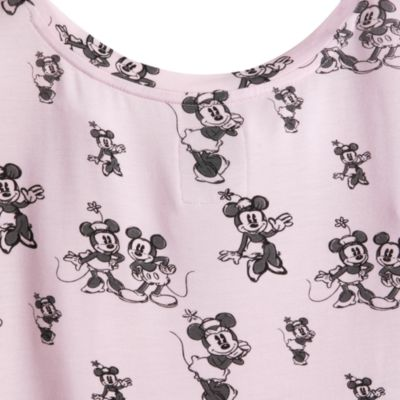 Mickey and Minnie Mouse Ladies' Nightie
