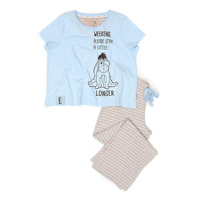 d3e21960cc Eeyore Ladies  Pyjamas