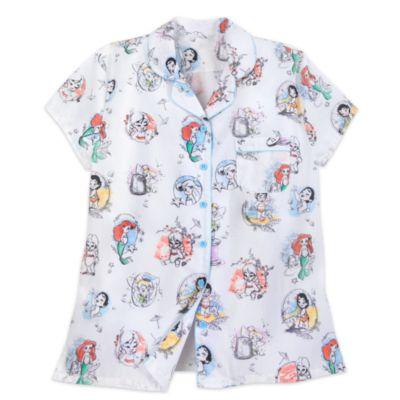 Disney Animators' Collection Ladies' Pyjamas