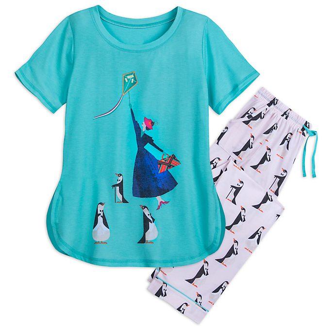 Disney Store Mary Poppins Returns Ladies' Pyjamas