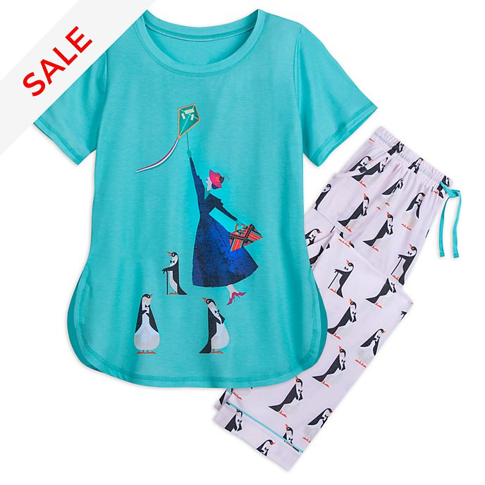 Disney Store Mary Poppins Returns Ladies' Pyjamas