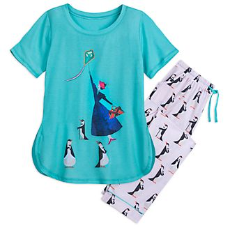 Disney Store - Mary Poppins Returns - Pyjama für Damen