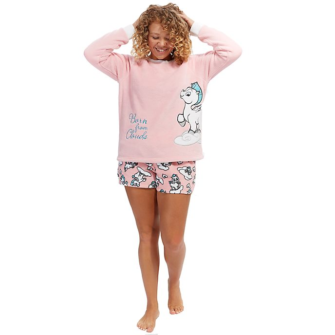 39e3857157 Disney Store Pegasus Ladies  Fluffy Pyjamas