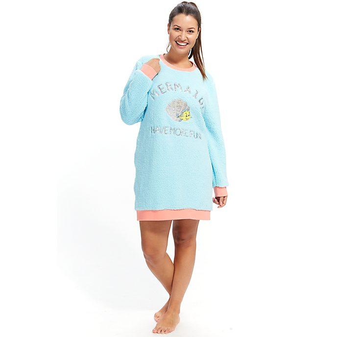 Disney Store The Little Mermaid Ladies' Fluffy Night Shirt