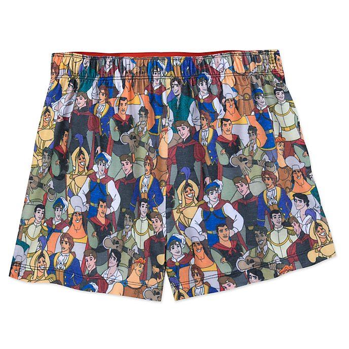 Disney Store Princes Oh My Disney Shorts