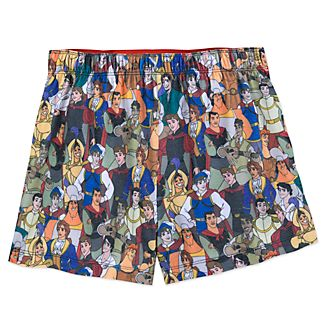 Disney Store Princes Oh My Disney Shorts
