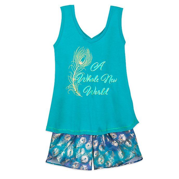 Disney Store Aladdin Ladies' Pyjamas