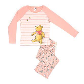 Disney Store Winnie The Pooh Ladies' Pyjamas