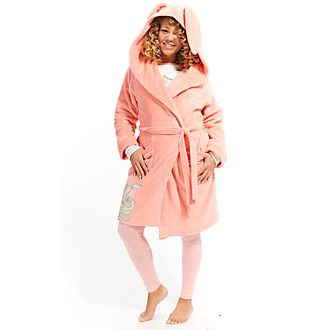 Disney Store Miss Bunny Ladies' Fluffy Robe