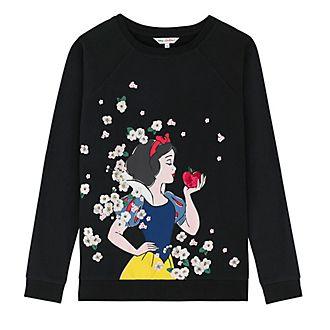 Cath Kidston x Disney - Schneewittchen - Sweatshirt mit Szene für Damen