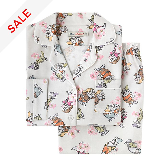 aesthetic appearance best prices sophisticated technologies Cath Kidston x Disney Snow White Dwarfs and Blossoms Ladies' Pyjamas