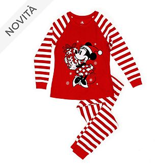Pigiama donna Holiday Cheer Minni Disney Store