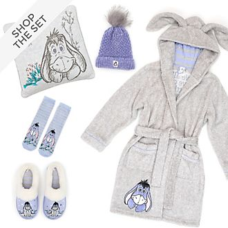 Disney Store Eeyore Loungewear Collection For Adults
