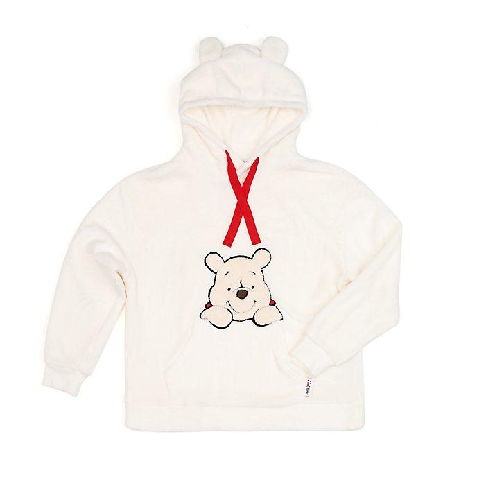 Disney Store Sweatshirt à capuche doux Winnie l'Ourson pour adultes