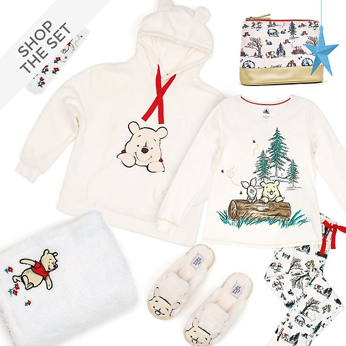Disney Store Winnie the Pooh Loungewear Collection For Adults