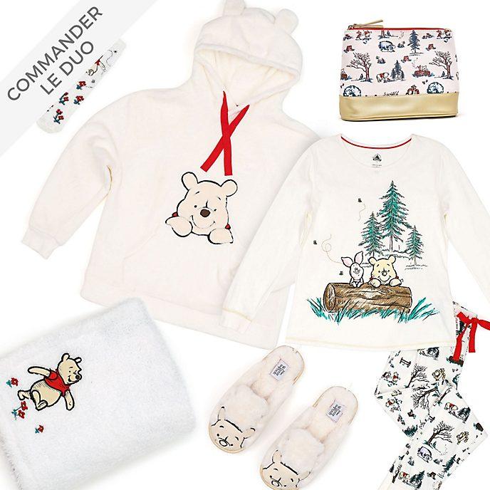 Disney Store Collection de vêtements d'intérieur Winnie l'Ourson pour adultes
