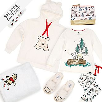 Disney Store - Winnie Puuh - Loungewear Collection für Erwachsene