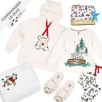 Disney Store Collection de vêtements d'intérieur Winnie l'Ourson pour adultes