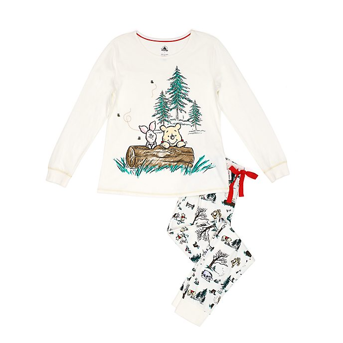 Disney Store Winnie the Pooh Pyjamas For Adults