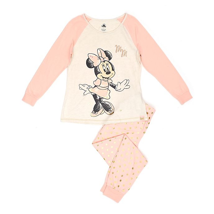 Disney Store Minnie Mouse Pyjamas For Adults