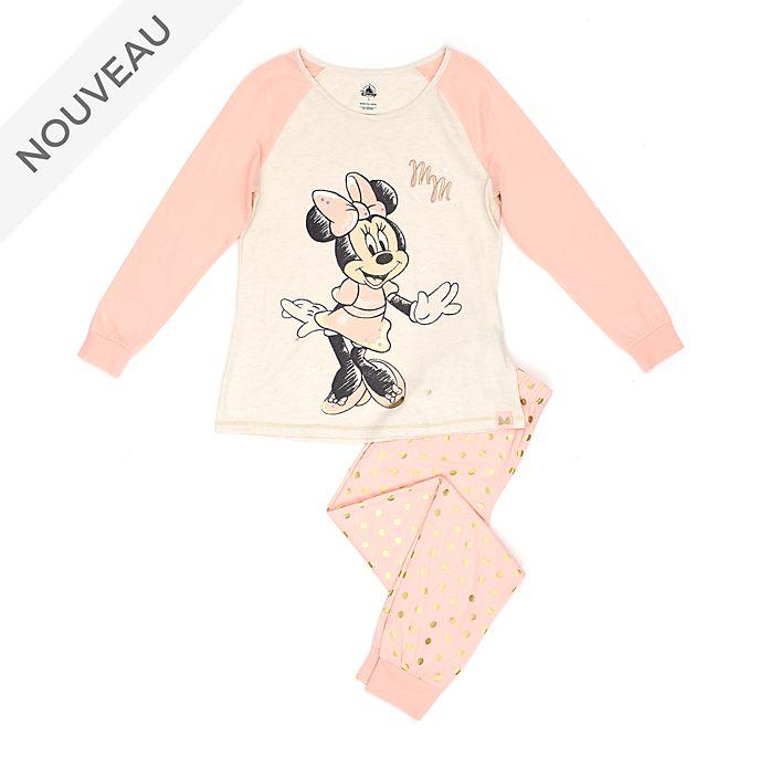 Disney Store Pyjama Minnie pour adultes