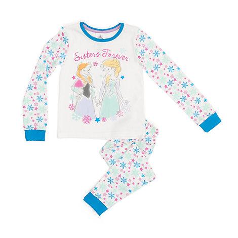Frost pyjamas för barn