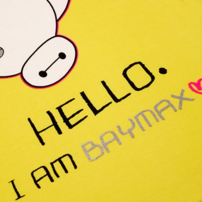 Disney Store - Baymax - Kurzärmeliger Pyjama für Kinder