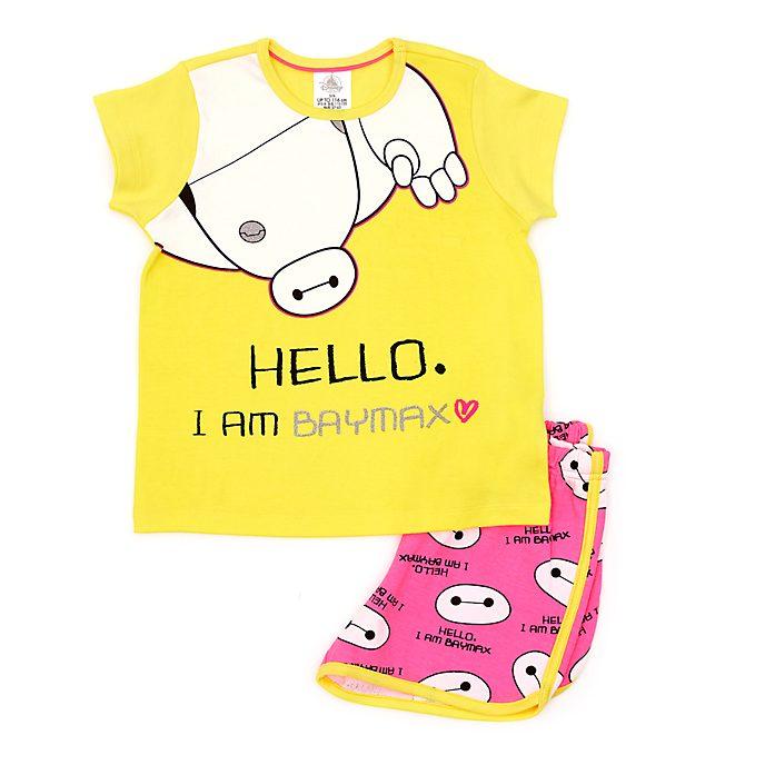 Pijama corto infantil Baymax, Disney Store