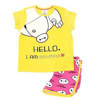 Disney Store Baymax Shortie Pyjamas For Kids