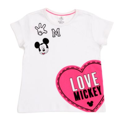 Disney Store Pyjama short Mickey Mouse pour enfants