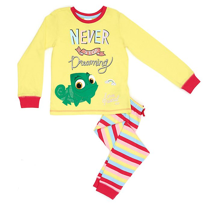 Disney Store Pascal Pyjamas For Kids, Tangled